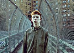 Favorite Song: Easy Easy ||  I've recently found out about King Krule. His voice is by far one of the most unique, and his deep tones are absolutely beautiful.