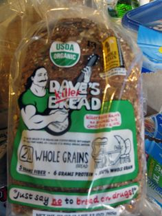 "Kitchen Wench: Copycat Recipe of ""Dave's Killer Bread"""