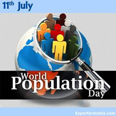 Today we celebrate all populations and respect the continual support to empower communities across the globe. Happy #WorldPopulationDay