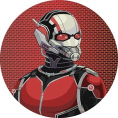 Ant-Man by IkkiSpartan Avengers Age, Bottle Cap Images, Age Of Ultron, American Comics, Outsider Art, Captain America, Iron Man, Action Figures, Spiderman