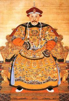 Qing dynasty Dragon Robe