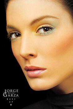 Jorge de la Garza Make Up primavera-verano 2010