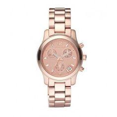 Michael Kors - Horloges - Rosé