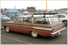 1964 mercury comet station wagon