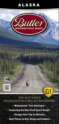 New Alaska Motorcycle Map from Butler Maps - http://usa-mega.com/new-alaska-motorcycle-map-from-butler-maps/