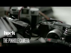 The Life Of A Pinhole Photographer - Justin Quinnell - YouTube