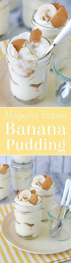 Simply the BEST banana pudding ever!  Easy to make and everyone LOVES it!