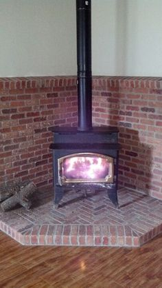 Thank you Evans Masonry! Nothing like a warm fire on a wintery morning in you bedroom.....