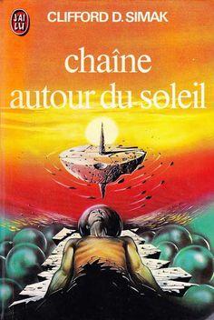 Un universo de Ciencia Ficción: 1953- UN ANILLO ALREDEDOR DEL SOL -Clifford D.Sima...