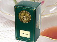 英国セントジェームス紅茶ティーバッグ(25袋) セイロン   timein.jp