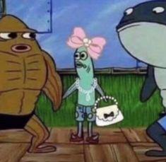 Funny Spongebob Memes, Cartoon Memes, Cartoons, Cartoon Brain, Cartoon Characters, Top Memes, Dankest Memes, Funny Memes, Funny Art