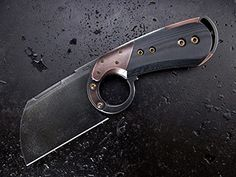 Custom Cleaver 251