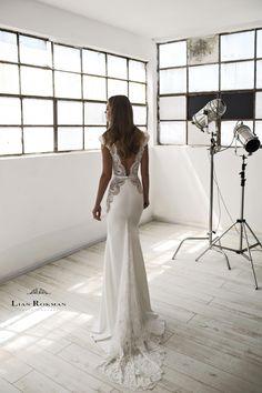 Beautiful wedding dresses Seashells from the Fairytale Collection 2016 Plain Wedding Dress, Wedding Dress Trends, Wedding Gowns, Bridal Dresses, Bridesmaid Dresses, Prom Dresses, Wedding Styles, Designer Dresses, Marie