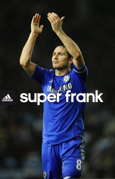 Lampard, making the Premier League start of his career. Scored his Chelsea top-flight league goal to set a new club record. Best Football Team, Chelsea Football, Soccer Guys, Football Players, Chelsea Champions, Chelsea Fc Wallpaper, Match Of The Day, Chelsea Fans, Fc 1