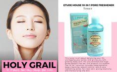 Korean Skincare for Oily Skin - Nylon Pink Official Website Skincare For Oily Skin, Oily Skin Care, Skin Care Regimen, Skin Care Tips, Skincare Dupes, Beauty Regimen, Skin Tips, Dry Skin, Best Korean Eye Cream