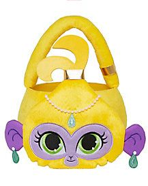 Finish off your Shimmer and Shine costume with this adorable Tala plush bucket!