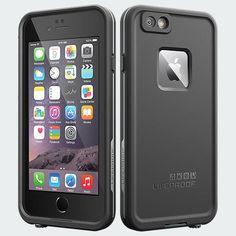 LifeProof Fre Waterproof, Shockproof Cases for iPhone 6 black