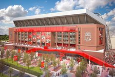 Executive apartments could be built within Liverpool FC's new Anfield stadium - Liverpool Echo