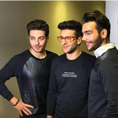 Piero Barone ~ Gianluca Ginoble ~ Ignazio Boschetto ~ Il VOLO  ❤️❤️