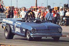 Dale Armstrong chop top Nova Funny Car