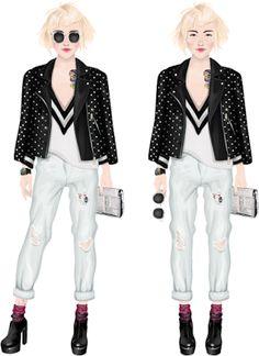 • Deep Fashion •: Radar Fashionista