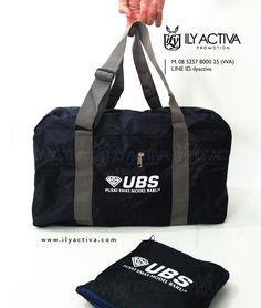 Tas Travel Lipat -- UBS, Surabaya