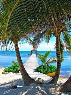 Belize- we honeymooned here and I just want to go back.