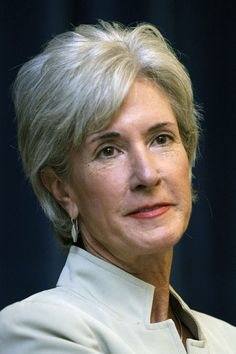 Kathleen Sebelius Kansas Governor Kathleen Sebelius attends a 'Women For Obama' town hall meeting at the Macomb County Community College Aug...