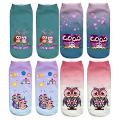 Nice 3D Cute Socks Kids Children Cotton Socks Animal Owl Series Meias Calcetines Bebe Spring Summer Low Ankle Socks Length 19cm - $ - Buy it Now! Check more at http://kidshopglobal.com/kids-and-baby-shop-online/childrens-clothing/girls-clothing/socks-tights-and-leggings/3d-cute-socks-kids-children-cotton-socks-animal-owl-series-meias-calcetines-bebe-spring-summer-low-ankle-socks-length-19cm/