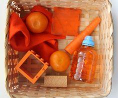baby colour basket