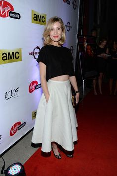 "Evelyne Brochu Photos: ""Lucky Them"" World Premiere After Party, AMC Storys, Toronto International Film Festival"