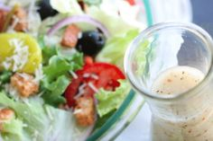 We Found The Perfect Copycat Olive Garden Salad Dressing Recipe