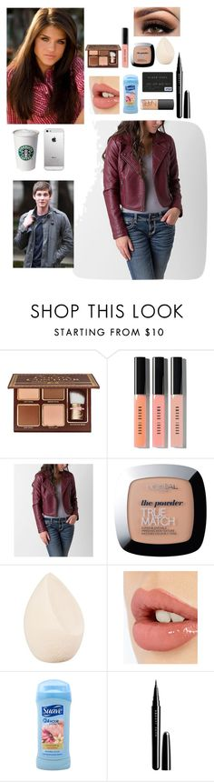 """""""writing"""" by writingismydreams ❤ liked on Polyvore featuring Too Faced Cosmetics, Bobbi Brown Cosmetics, Ashley, L'Oréal Paris, Christian Dior, Charlotte Tilbury, Suave, Marc Jacobs and NARS Cosmetics"""