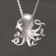 #octopus #necklace