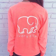 0f4b3c812 i want this ivory ella sooo bad. Cute ShirtsNeon ...