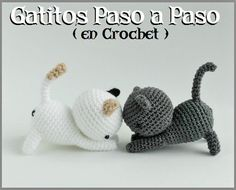 Easy Crochet Amigurumi Cat With Pattern Easy Crochet Amigurumi Cat With Pattern. Amigurumi is a Japanese technique for creating small dolls made of crochet or knitting. Despite the popularity of stuffed animals and dolls, the technique … Chat Crochet, Easy Crochet, Crochet Baby, Free Crochet, Tutorial Crochet, Amigurumi Tutorial, Crochet Cat Pattern, Crochet Patterns Amigurumi, Free Pattern