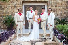 » Akumal Villa Wedding with Sasa & Candace | Destination Wedding Photographers | M & J Photography