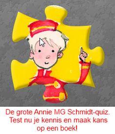 Doe mee met de grote Annie MG Schmidt-quiz!