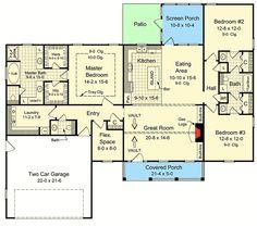 19 best house plans 2000 2800 sq ft images cox cox square feet rh pinterest com