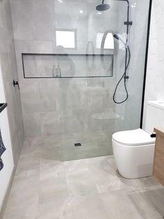 Black Framed Shower Niche 2019 Walk In Shower Black Framed Shower Screen Walk in Shower Small Ensuite Small Bathroom Ideas The post Black Framed Shower Niche 2019 appeared first on Shower Diy.