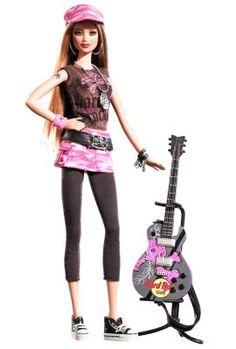 Hard Rock Barbie® Doll | The Barbie Collection