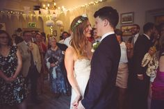 Holly wore a Grace Loves Lace gown for her modern wedding planned in just 2…