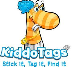 Going on a tangent? Lets circle back to Kiddo Tags... We love surprises like this one! xoxo - Gabby, owner Kiddotags.com
