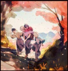 All Anime, Anime Chibi, Anime Art, Otaku, Manga Games, Anime Characters, Fan Art, Watercolor, Artist