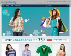 Magik Luxury is a Magento theme specifically built for stores that are selling Tops, shirts, t-shirts, tees, Coats & Jackets for men, women & kids or any other related products online.