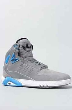 ADIDAS Seeley Mens Shoes #adidas #grey #blue #stripes #skate