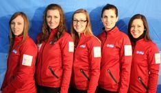 World Women's Curling Championship 2013 - Teams