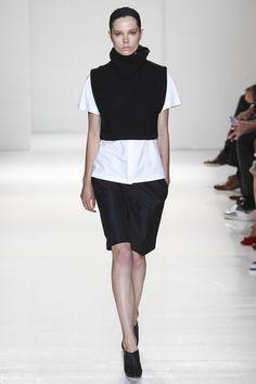 SS'14 Trend Report: Monochrome (Victoria Beckham)