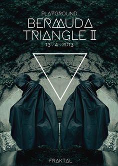 // The Bermuda Triangle II by Karl Muscat //
