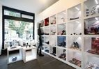 Vielfach im Seefeld - mit Francis et son Ami Shelving, Shops, Home Decor, Shelves, Tents, Room Decor, Shelf, Retail, Open Shelving